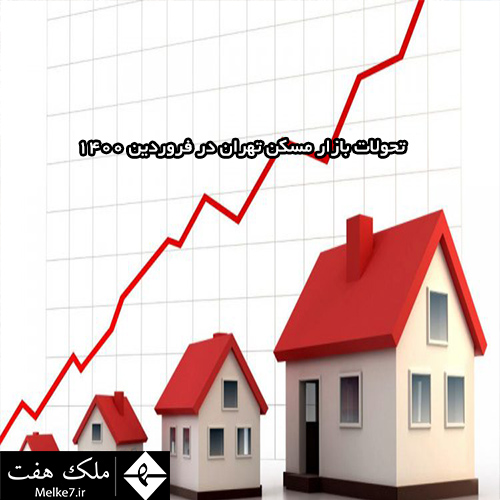 تحولات بازار مسکن تهران در فروردین 1400