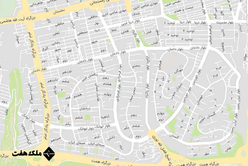 لیست قیمت جدید آپارتمان در غرب تهران