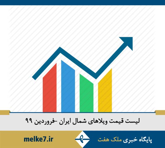 لیست قیمت ویلاهای شمال ایران -فروردین 99