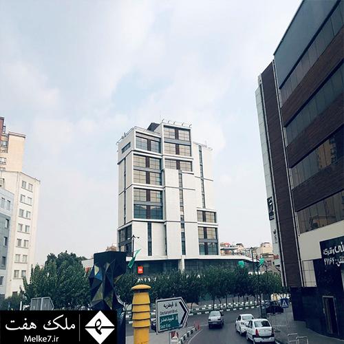 شناخت امکانات محله قیطریه تهران برای زندگی