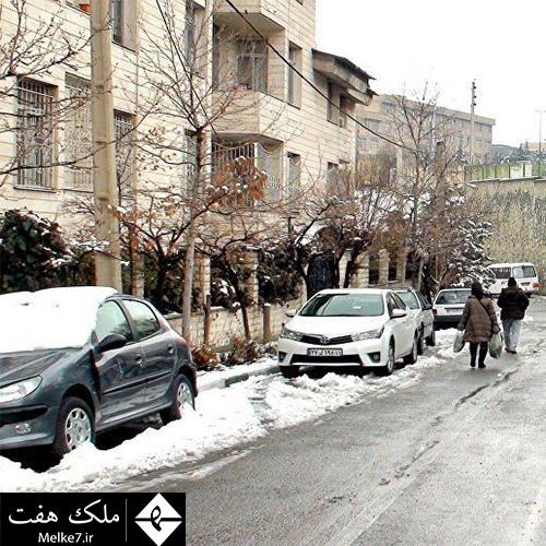 شناخت شرایط و امکانات زندگی در محله شهران